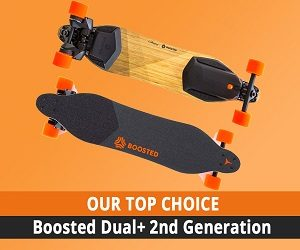 Boosted Dual+ 2nd Generation Electric Skateboard Review