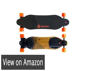 Powerful Electric Skateboard Boosted Dual+ 2nd Generation Electric Skateboard