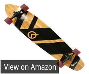 Quest Super Cruiser Longboard Skateboard Review