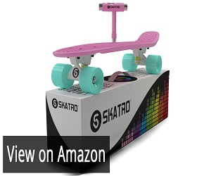 Skatro Mini Cruiser Skateboard Review