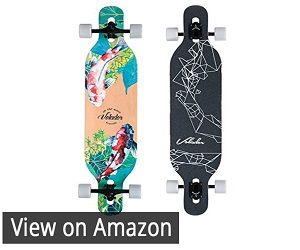 Volador Freeride Longboard Complete Cruiser Review