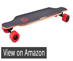Best Budget Cheap Electric Skateboard Blitzart Huracane