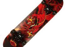 Powell Golden Dragon Flying Complete Skateboard