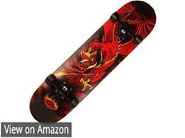 Powell Golden Dragon Flying Dragon Complete Skateboard review