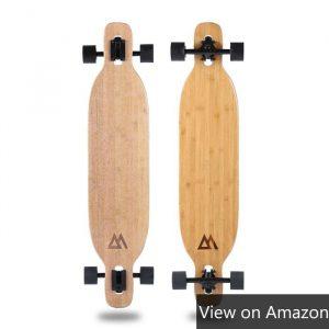 bamboo drop thorugh longboard magento
