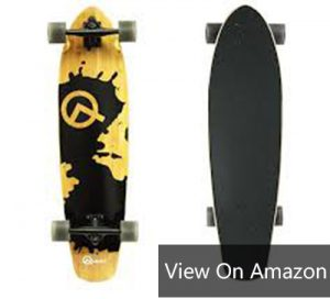 quest rorshack bamboo skateboard amazon