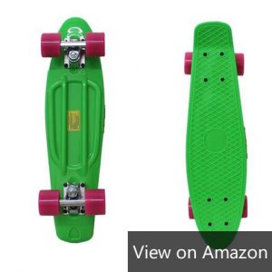 High Bounce Complete 22″ Skateboard Amazon