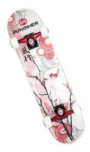 Punisher Skateboards Cherry Blossom
