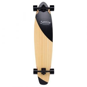 Sanview Bamboo Drop through longboard