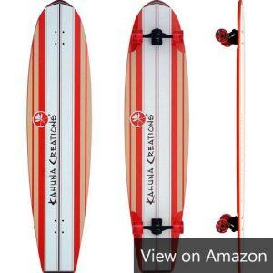 kahuna longboards drop deck