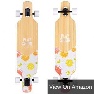 playshion-39-inch-drop-through-freestyle-longboard-skateboard-cruise2r